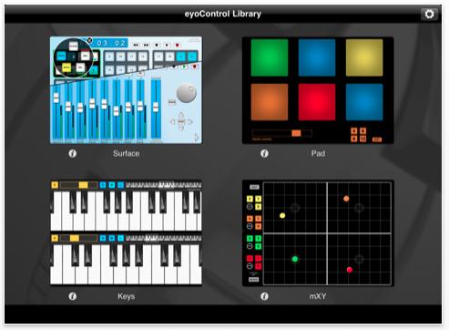 Ipad Midi Controller Midi Controllers Enabling