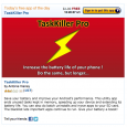 Don't miss this great offer from the Amazon Appstore today. TaskKiller Pro, helps increase your Android device's battery life, speed up performance, and manage all your applications. It kills tasks […]