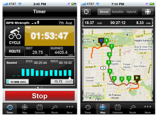 Top 10 Bike Navigation iOS Apps - TheAppWhisperer