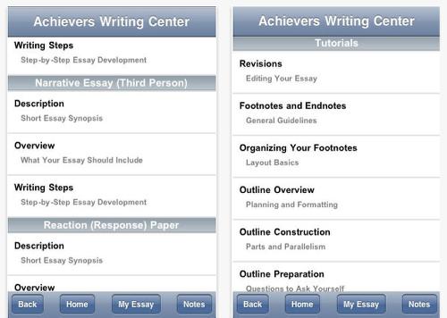 App essay editing audio mac