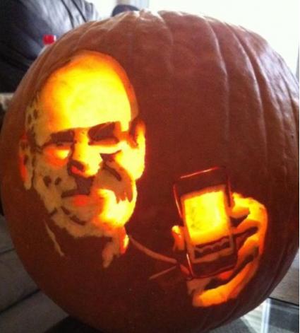 recipe: apple pumpkin carving [28]