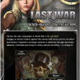 Leading mobile games publisher and developer GAMEVIL announced its World War II game LAST WAR is now available on the App Store for iPhone, iPod touch and iPad. In LAST […]