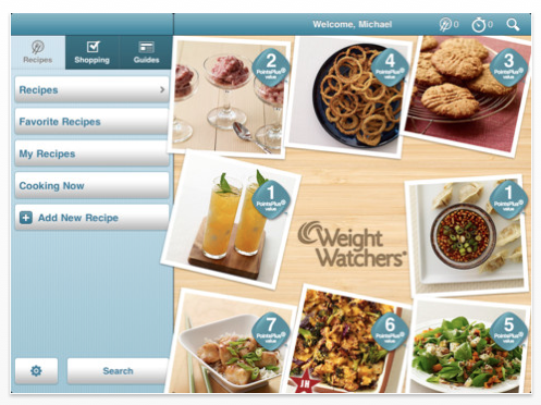 How To Build Recipe On Weight Watchers App