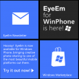 If you've got a Windows phone there's no need to feel left out, if your true love is EyeEm, as it is now availble to you. If you're not sure […]