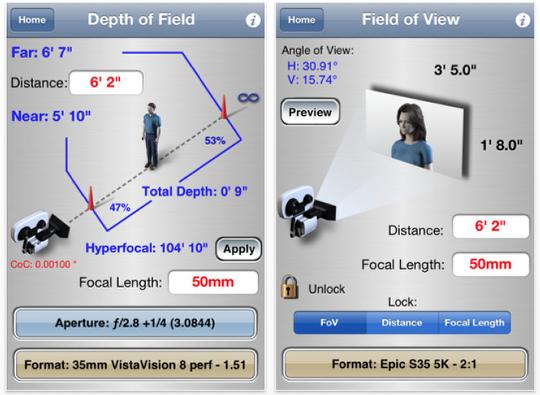 pCAM Film+Digital Calculator - Updated - TheAppWhisperer