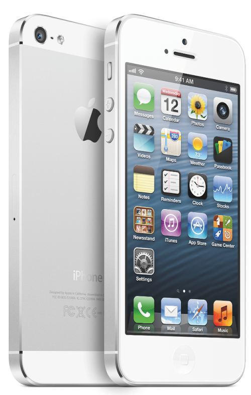 Iphone 5 Does Have Different Image Sensor To Iphone 4s Theappwhisperer