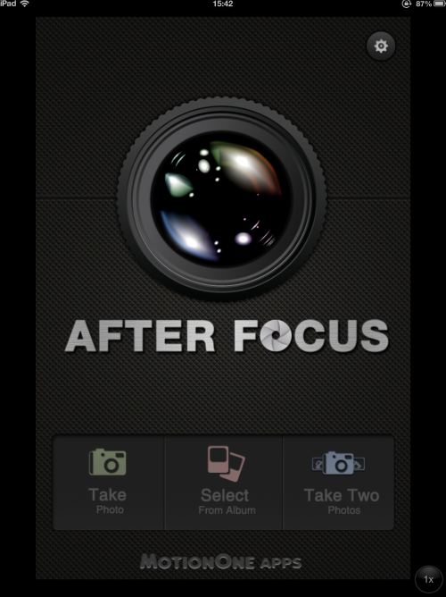 After Focus - Tutorial - Using Blur To Improve Your Mobile Images