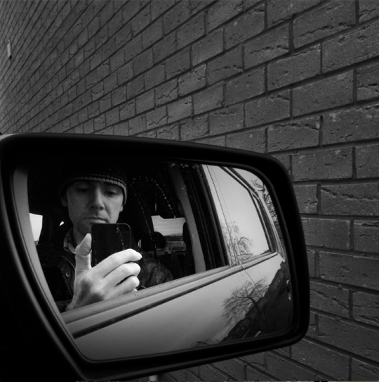 A Day in the Life of Lee Thatcher - An Inspiring Mobile Street Photographer - TheAppWhisperer
