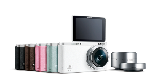 Samsung Launches the New NX Mini Smart Camera - The Perfect Selfie ...