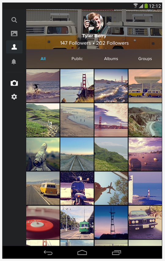 Flickr App Updated To Include Video Capture
