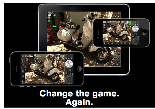 iOS Photography Apps 645 PRO Mk II and PureShot - Updated - We Have