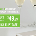 Olloclip are celebrating three years in the business and are offering their Quick Flip Case for iPhone 5 for free (worth $39.95), when you purchase the original 3-In-1 lens. If […]