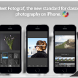 Fotograf is a popular iOS Photography app from the developers, Nevercenter – manufacturers of the uber popular app CameraBag.  Fotograf has a range of refined filters and a good looking […]