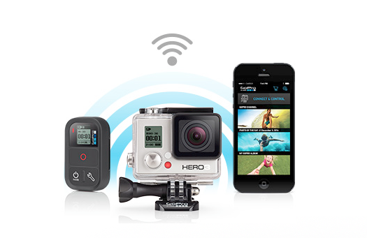 The GoPro Camera For The Visually Impaired Photographer – TheAppWhisperer