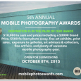 The Mobile Photography Awards (MPAs) have opened for entries and we're sure this year will continue the acclaim that it has brought to the industry for the past five years. […]