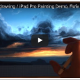 We came across this very interesting video tutorial on YouTube by James Julier. Julier demonstrates how to paint sky using an iPad Pro, Apple Pencil and the Procreate app. It's […]