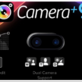 "Camera+ has been updated today with extensive support for the dual lenses of the iPhone 7 Plus. ""You're now able to explicitly choose to shoot with the wide angle or […]"