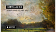 I am so proud of mobile artist Cheryl Tarrant, Distressed FXis her original idea, an iOS photo editing app that adds texture and atmosphere to pictures, giving them a dream-like […]