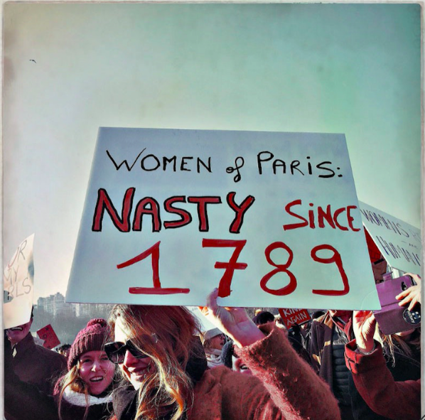 Mobile Photography – StreetsAhead – Special Edition – Women's March 21 January 2017