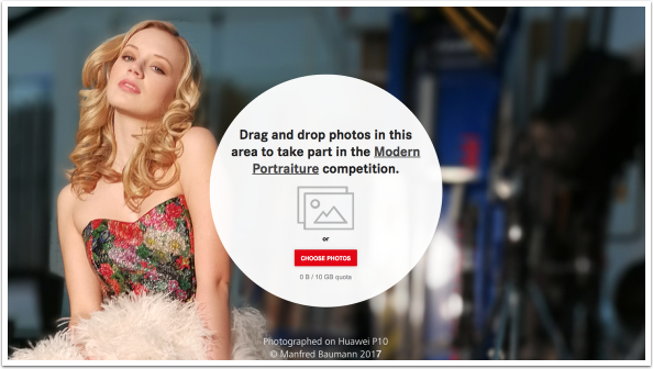 Leica Photography Competition to Win A HUWAEI P10 Mobile Camera Phone