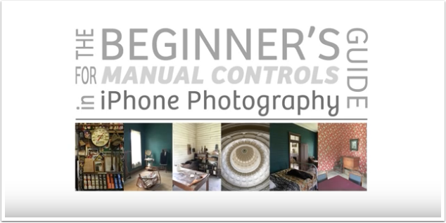 Mobile Photography – A Beginner's Guide to Manual Controls in iPhone Photography: ISO