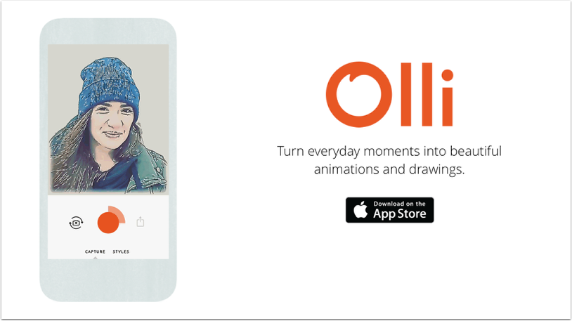 Mobile Photography – Olli by Tinrocket – Brand New iPhone Photography App Giveaway