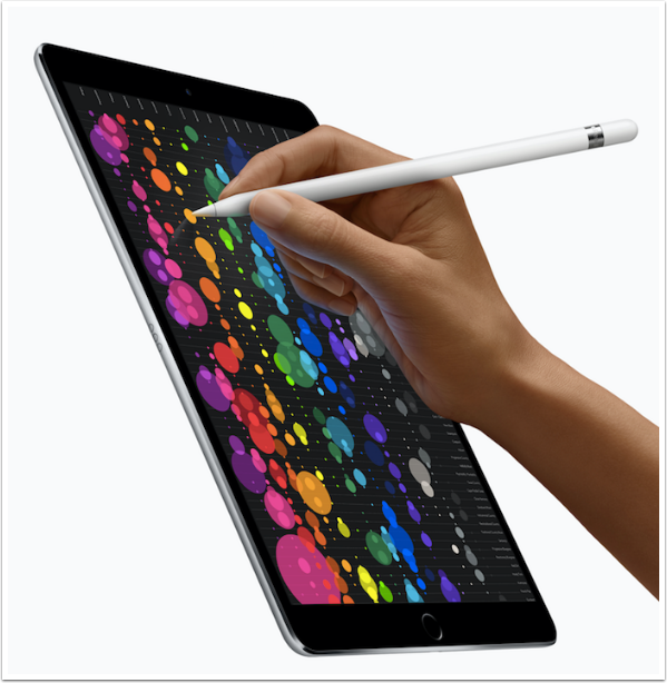 Apple iPad Pro, in 10.5-inch & 12.9-inch Models, Introduces the World's Most Advanced Display & Breakthrough Performance
