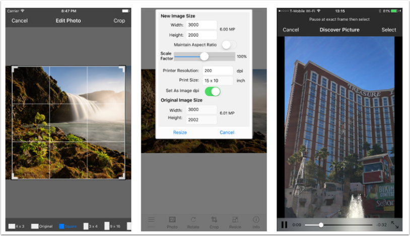 Big Photo – Popular Moble Photography App on Sale Today