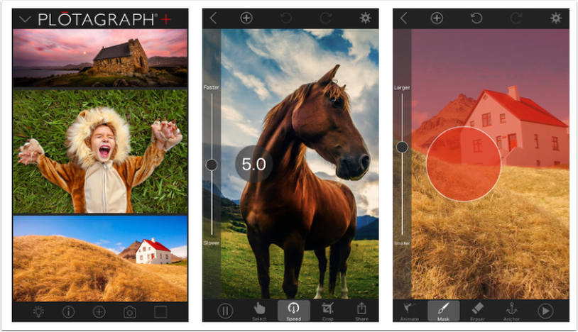 Mobile Photography – Plotagraph+ More Promotional Codes To Giveaway Worth $/£4.99