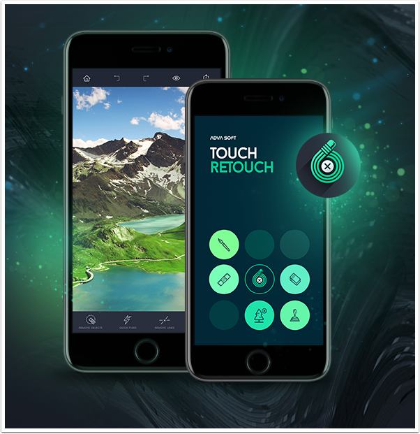 Mobile Photography – TouchRetouch for iPhone App Giveaway Today!