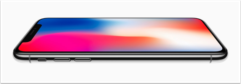 Mobile Photography – iPhone X Battery Size Larger