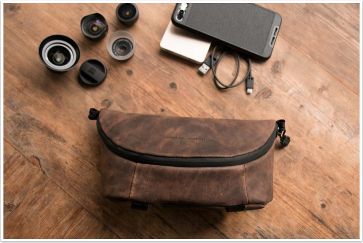 Mobile Photography – WaterField Designs iPhone Camera Bag Review