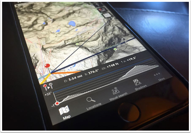 New! Mobile Photography – App of the Day – The Photographer's Ephemeris – Android & iOS