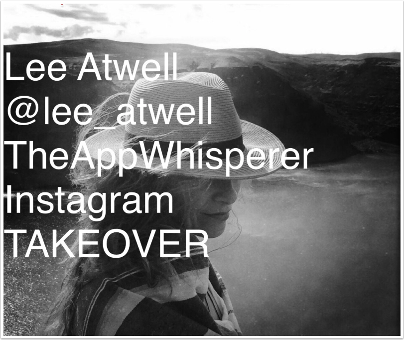 Mobile Photography – Instagram TAKEOVER with @lee_atwell