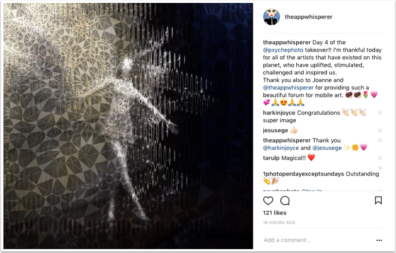 Mobile Photography – Instagram Takeover with @Psychephoto – Days 3 and 4