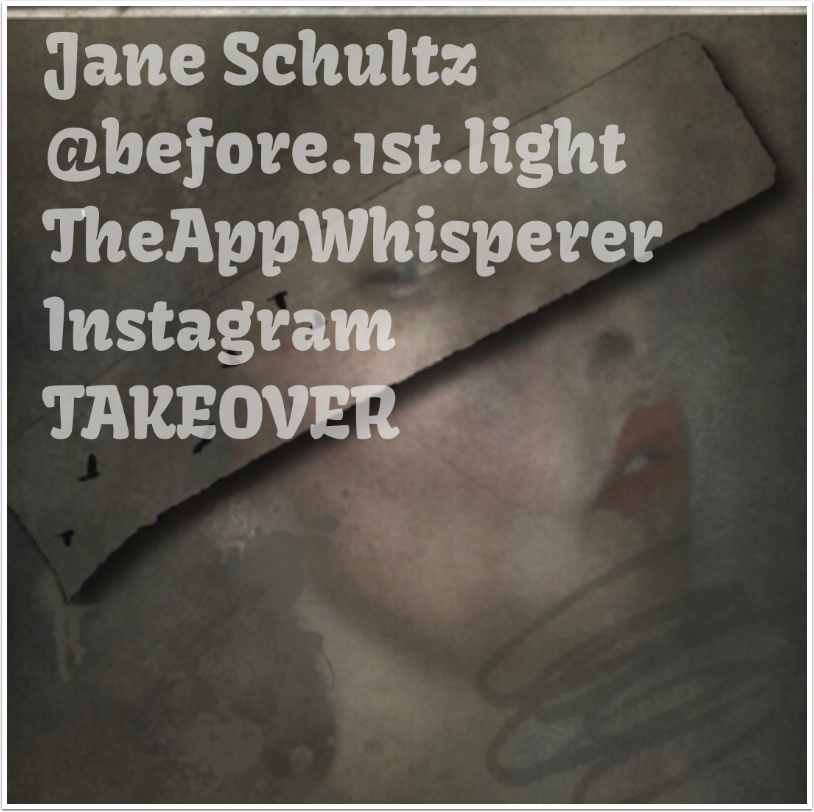 Mobile Photography – Instagram TAKEOVER with @before.1st.light – Jane Schultz