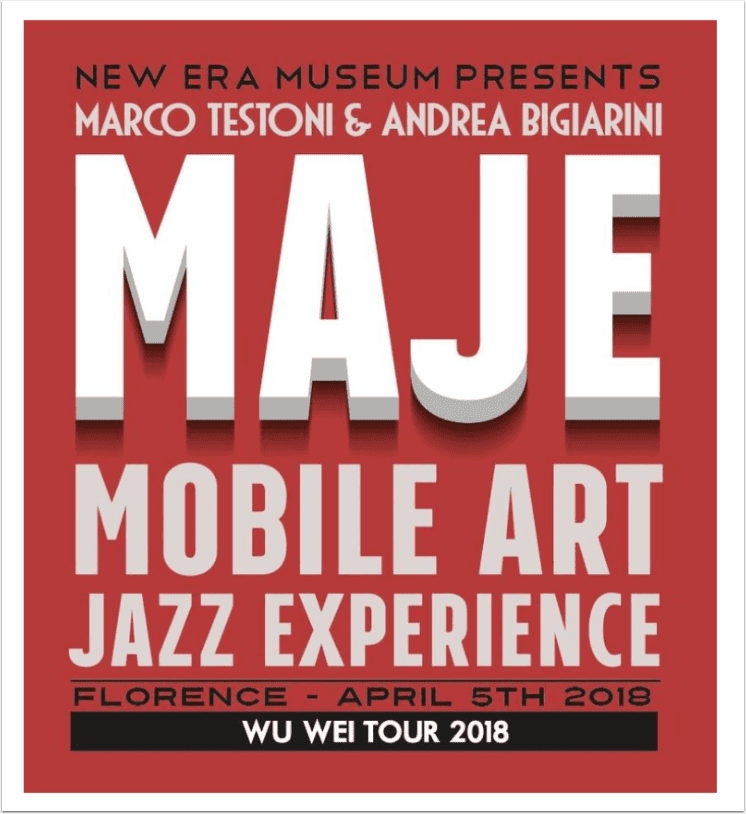 New Mobile Photography & Art Competition – MAJE – Mobile Art – Jazz Experience – Submissions Open