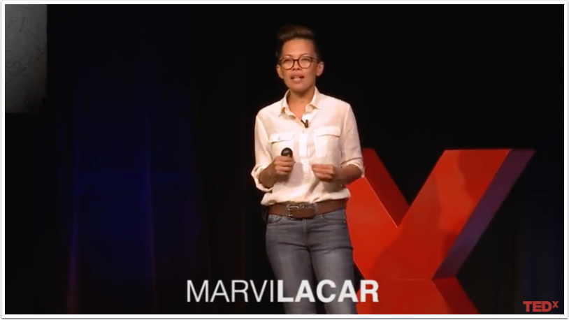 'How Photography Saved My Life' – TED Talk with Marvi Lacar