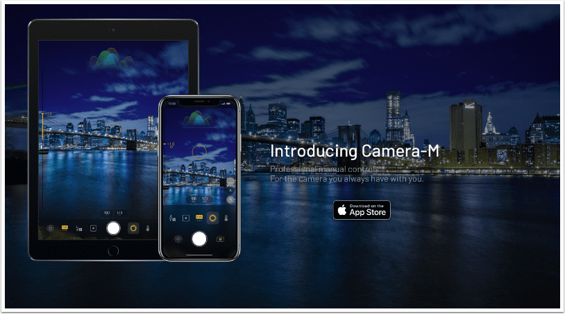 Mobile Photography – App of the Day – Camera-M App Giveaway Today