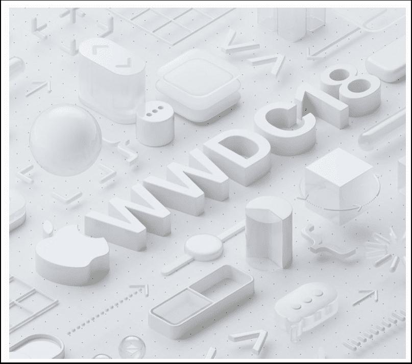 Apple's Worldwide Developers Conference Kicks off June 4, 2018 in San Jose