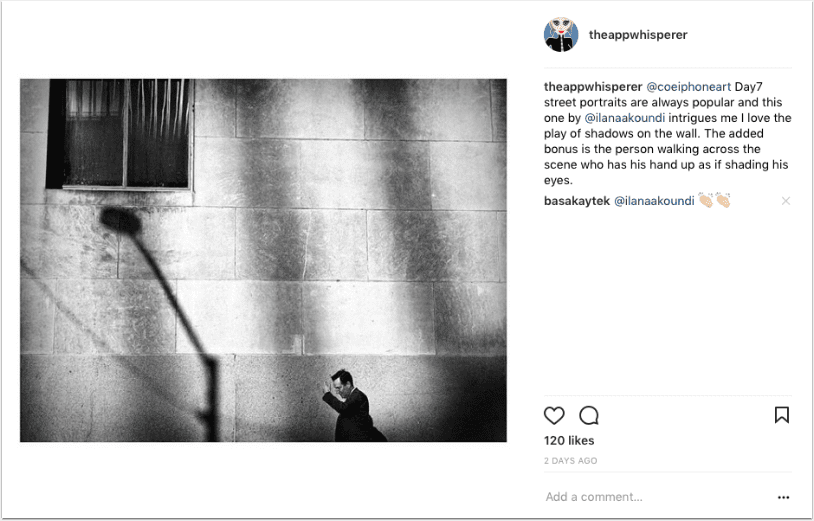 Mobile Photography – Instagram TAKEOVER with @coeiphoneart – Gerry Coe from Belfast, UK – Days 6 – 9