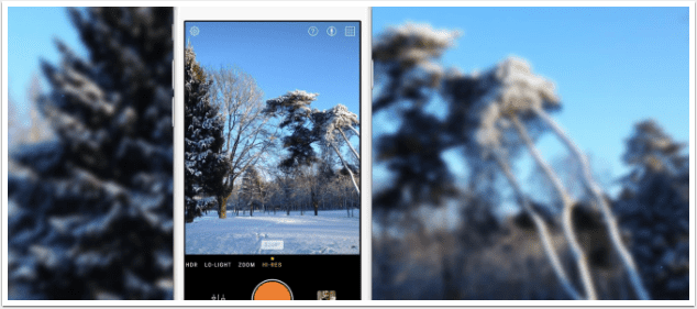 Mobile Photography – Hydra App Giveaway Today – Shoot 32 megapixel images with your iPhone