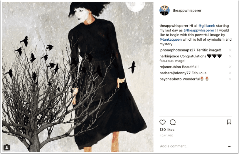Mobile Photography – Instagram TAKEOVER with @gilliannb – Gillian Brodie – Days 8 – 14