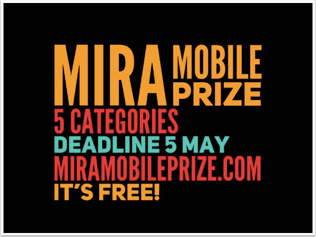 Mobile Photography & Art – MIRA Mobile Prize 2018 – Deadline for Entries Fast Approaching!