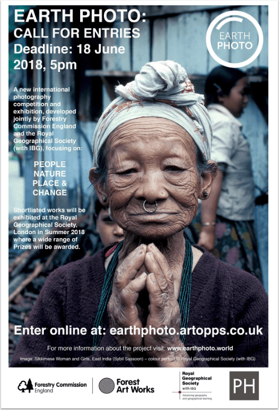Photography Competition – EARTH PHOTO – Call for Entries