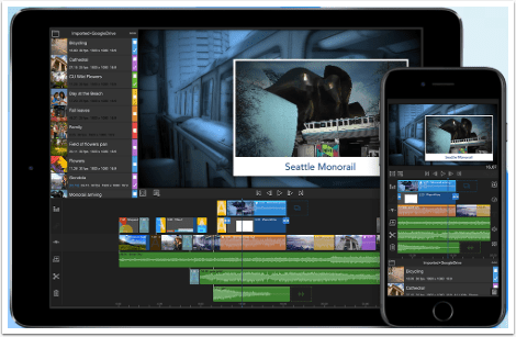 Mobile Videography – App of the Day – LumaFusion (and giveaway worth $19.99 each)!