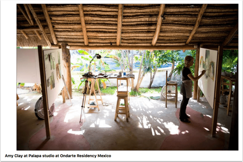 Advice – Discovering and Researching Art Residencies