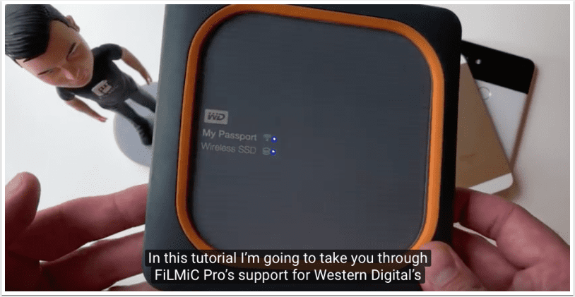 How To Back Up Your Smartphone Video Wirelessly to the Western Digital Passport Pro and More!