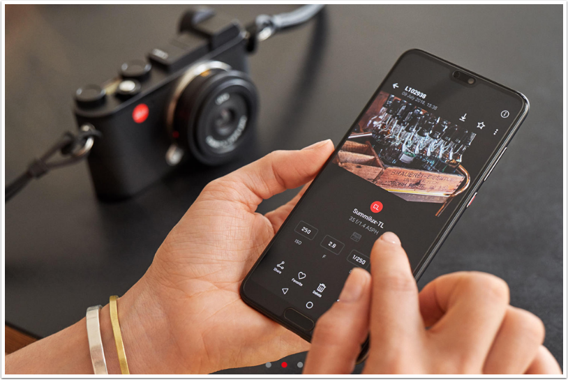 Mobile Photography/Art – App of the Day – Leica FOTOS – 'Gallery in your Pocket'