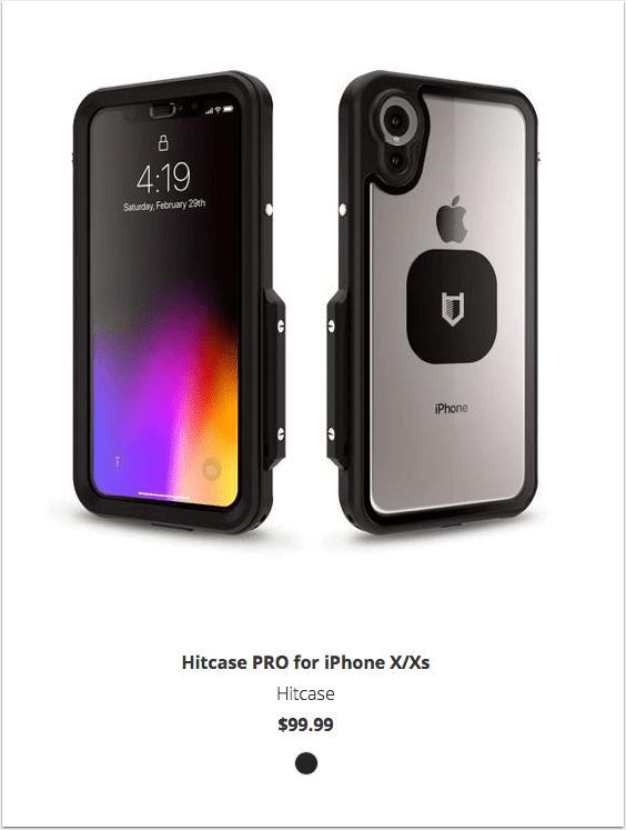 HITCASE Announces Case Lineup For The New iPhone Xs, Xs Max and XR